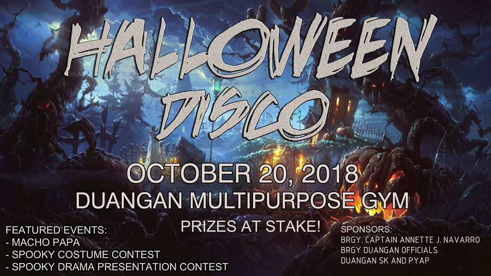 Haloween Disco 2018